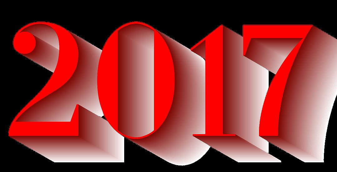 Bon voilà… bilan de cette année 2017?