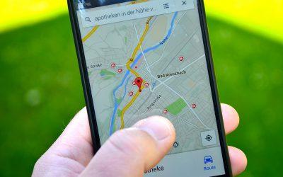 Google Maps… tu me sauves la vie!