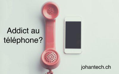 Addict au téléphone portable?