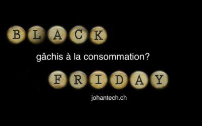 Black Friday, gâchis à la consommation?