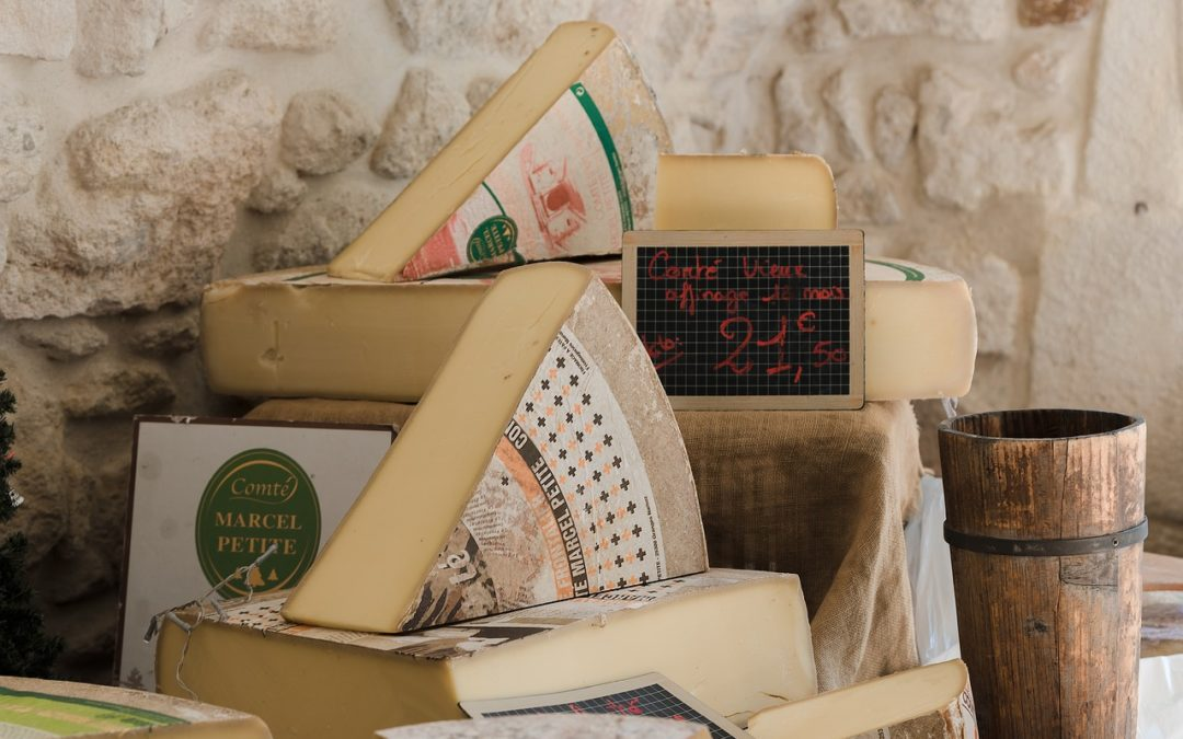 Et si la musique va émouvoir le fromage?
