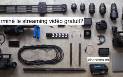 Le streaming vidéo gratuit, c'est terminé?