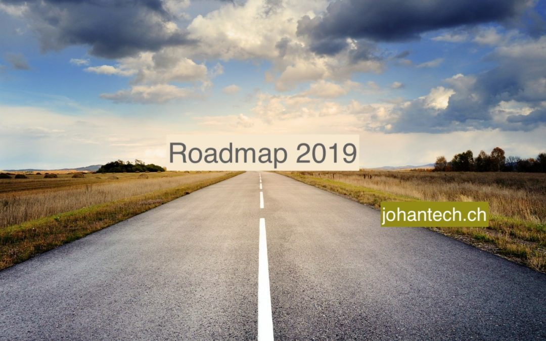 Roadmap pour 2019