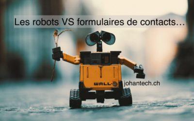 Je ne suis pas un robot.