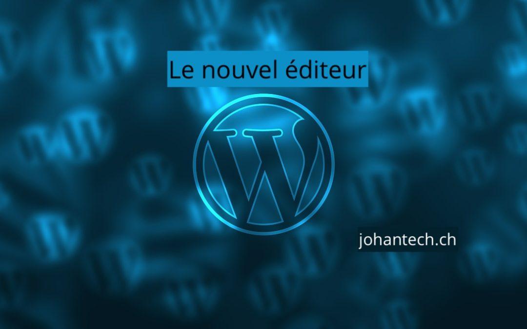 WordPress 5.0 entre en conflit avec les Visual Builders…