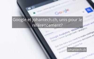 Google et moi, unis pour le référencement?