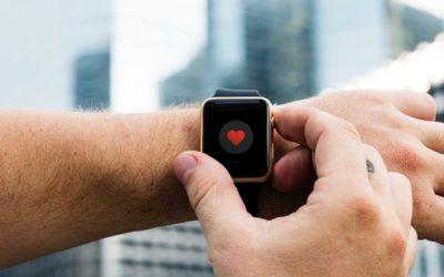 Ce qu'une montre connectée peut enregistrer dans la santé