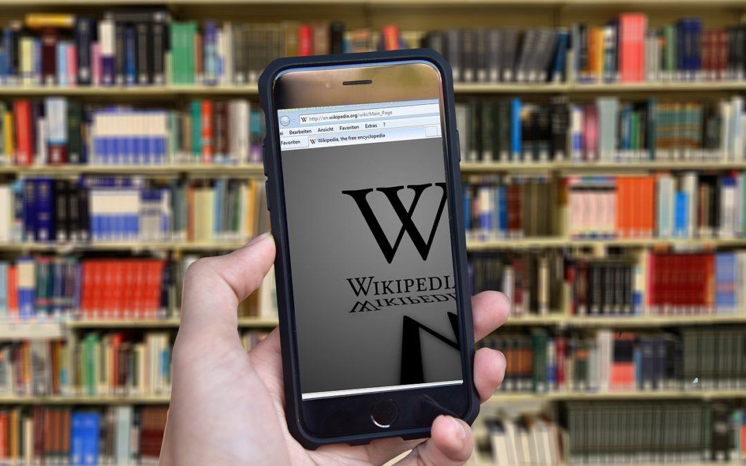 Wikipedia était en grève jeudi dernier