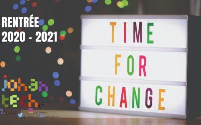 Formule pour la rentrée pour 2020-2021
